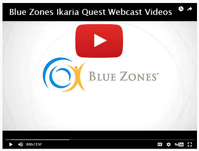 Day 1 - Ikaria Blue Zones Webcasts from Ikaria