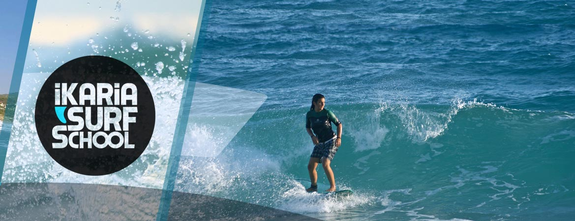 Ikaria Surfing And Stand Up Paddle Board Rentals School