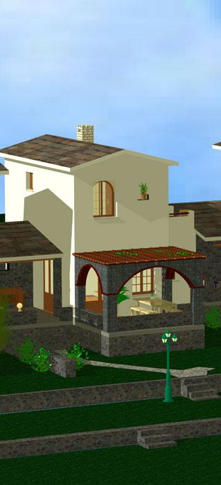 Maisonette nafkrati floor plans for Maisonette plans