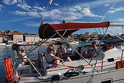 Sailing courses Greece