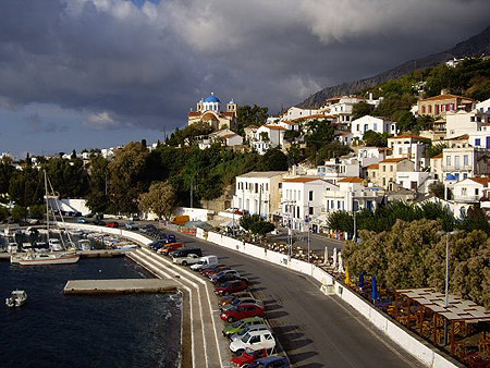 Agios Kirikos Island Ikaria Greece