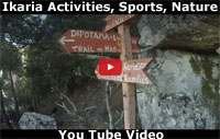 Island Ikaria Activities, Sports & Nature Intro Video
