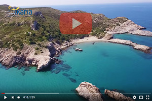 Ikaria Nature Scenes/Sites/Beaches Intro Video