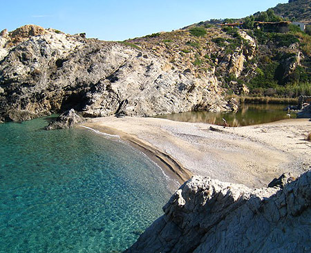 Nas Beach - Island Ikaria, Greece