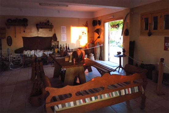 Wine History Museum - Ikaria